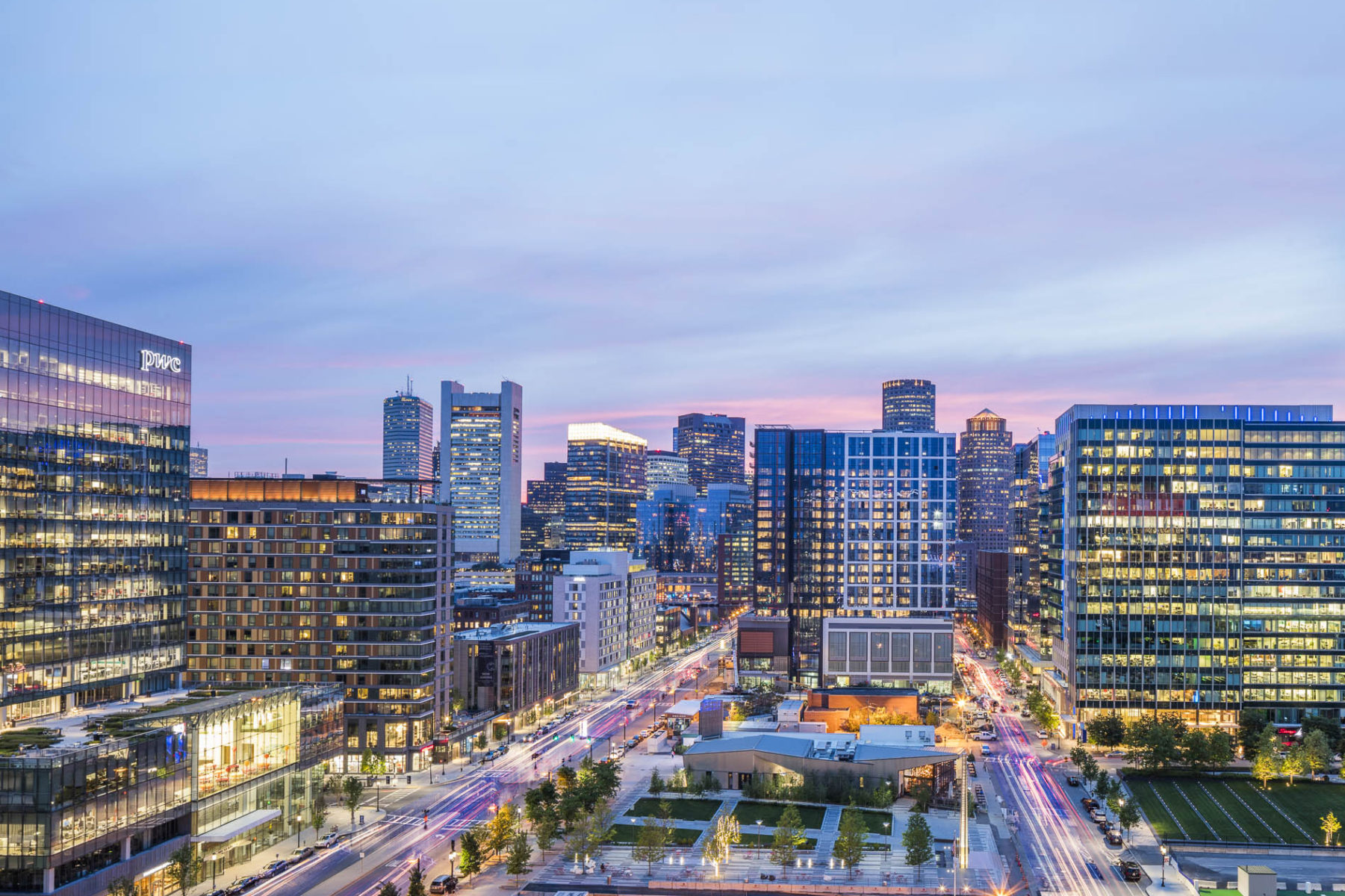 boston seaport ws development