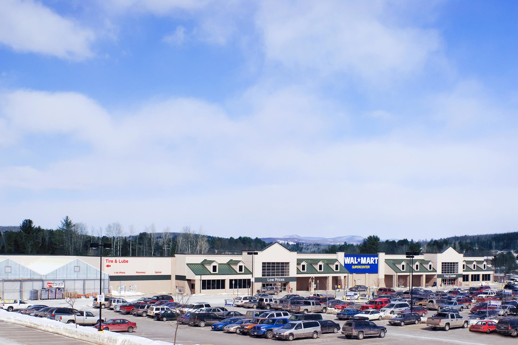 Walmart Plaza Farmington Ws Development