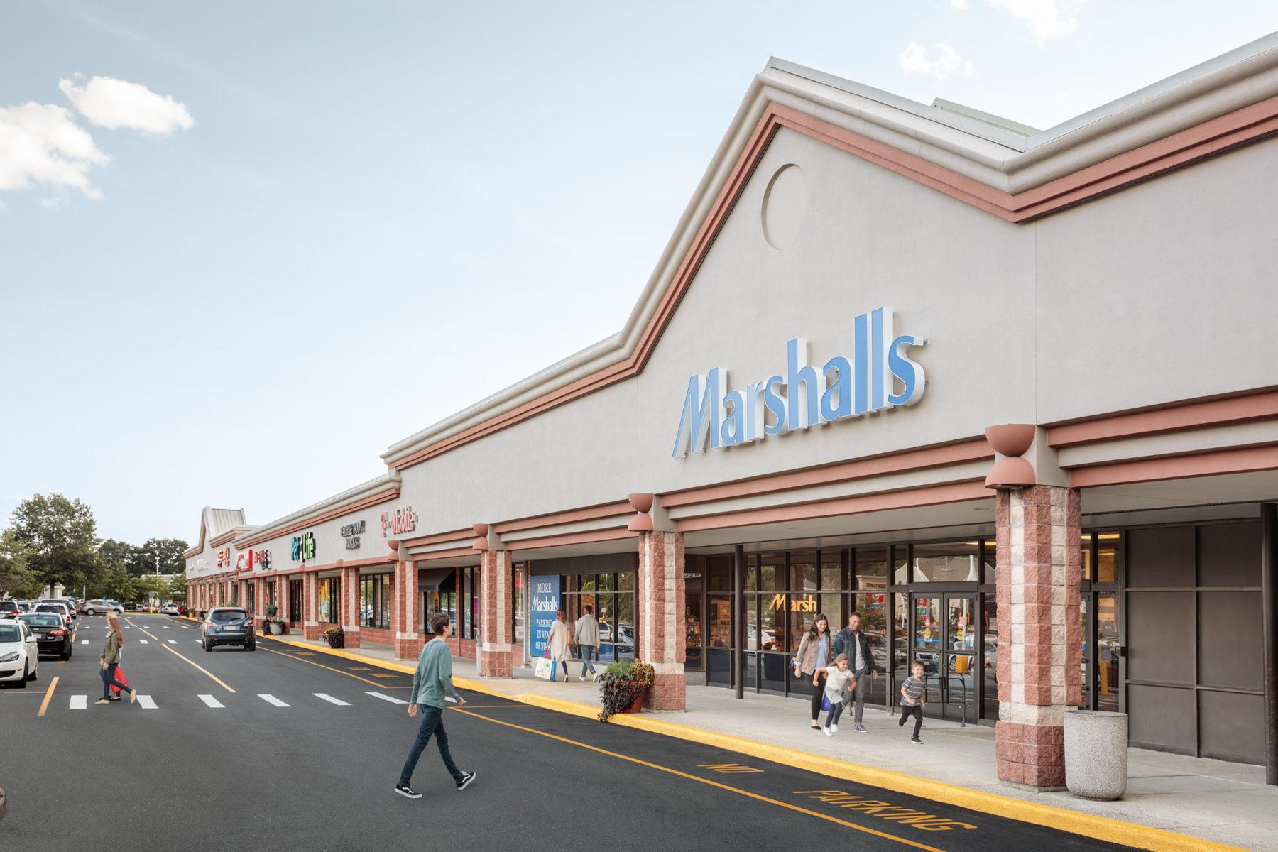 redstone shopping center ws development