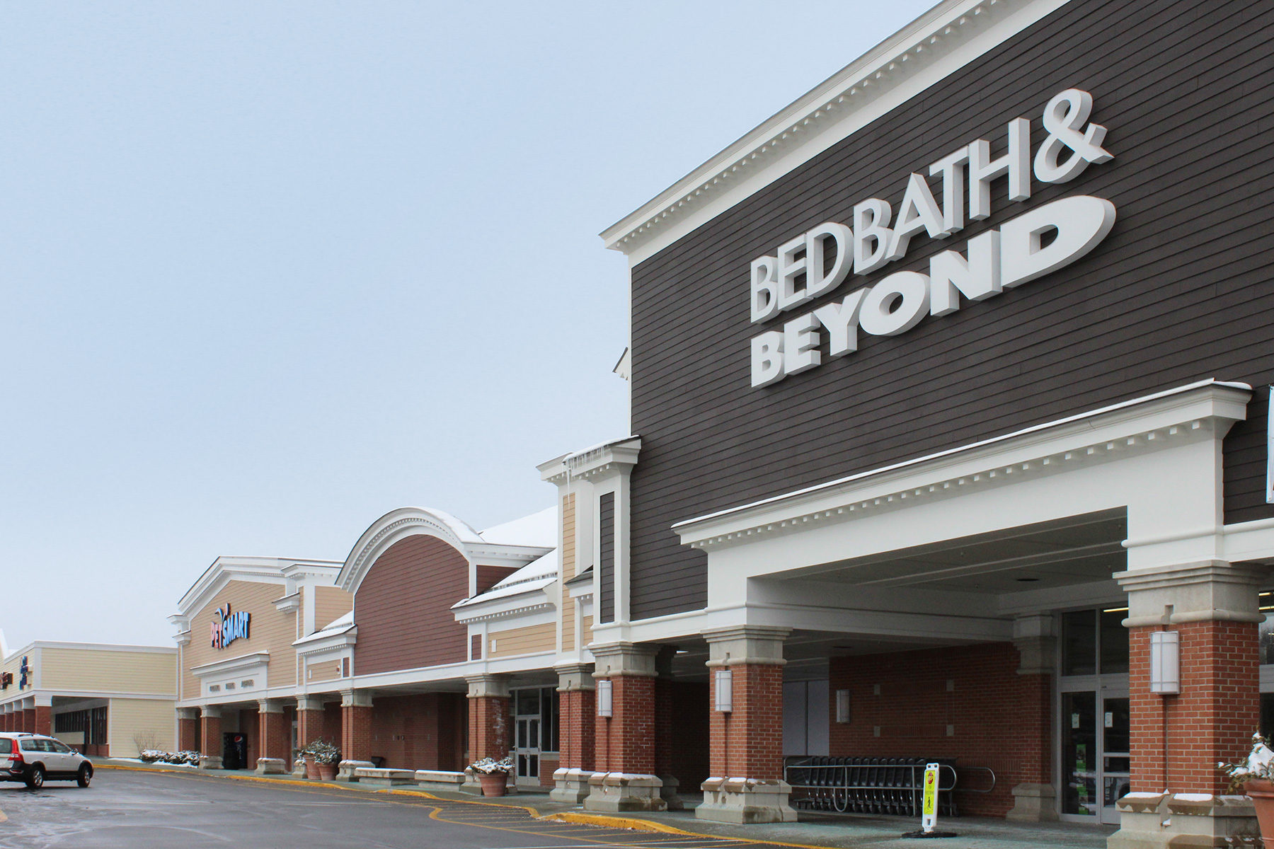 Bed bath and beyond watertown ny - Merrymeeting Plaza